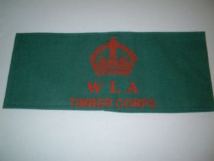 Womans Land Army  (Timber Corps)